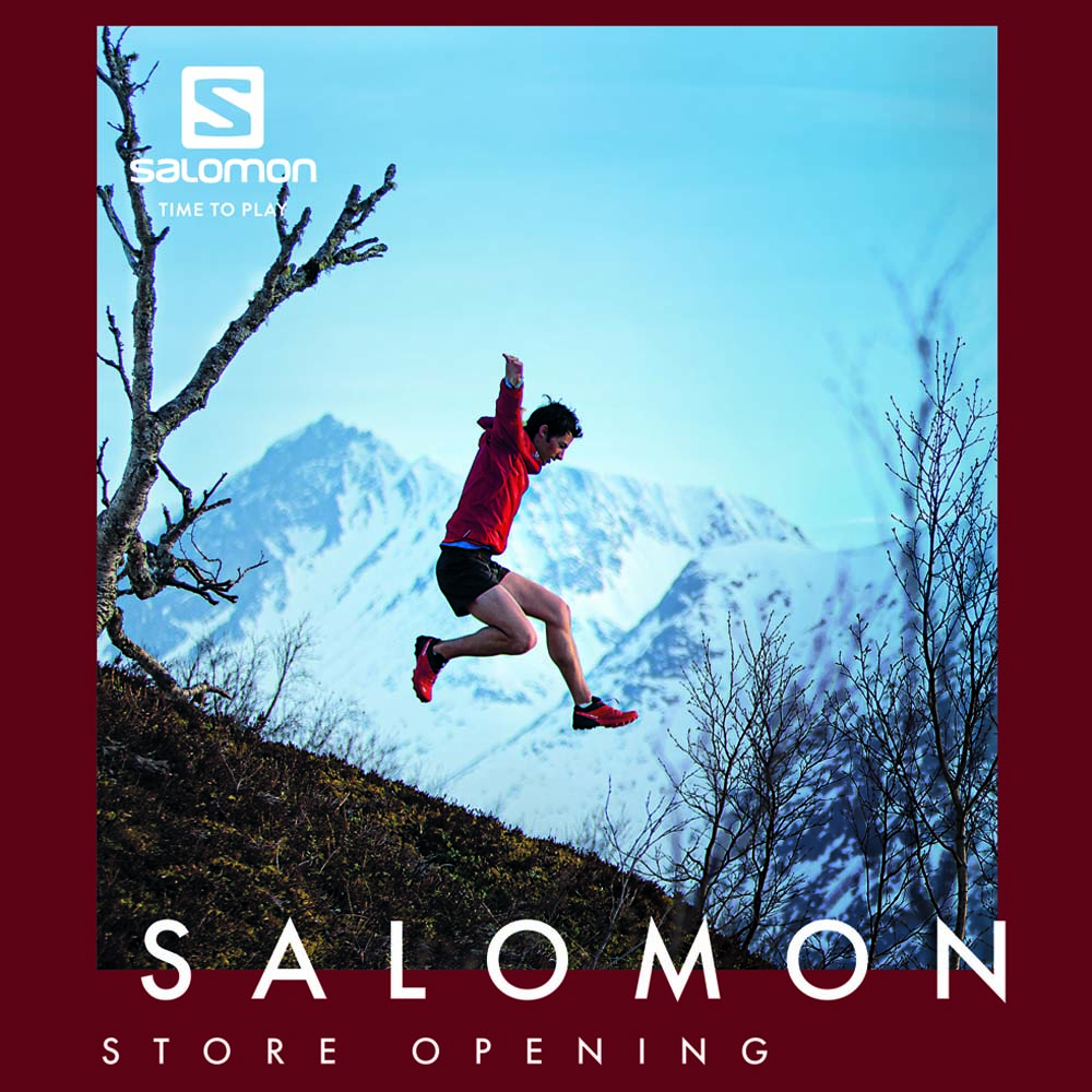 Salomon opens its first brand store in Barcelona | Barcelona Shopping City