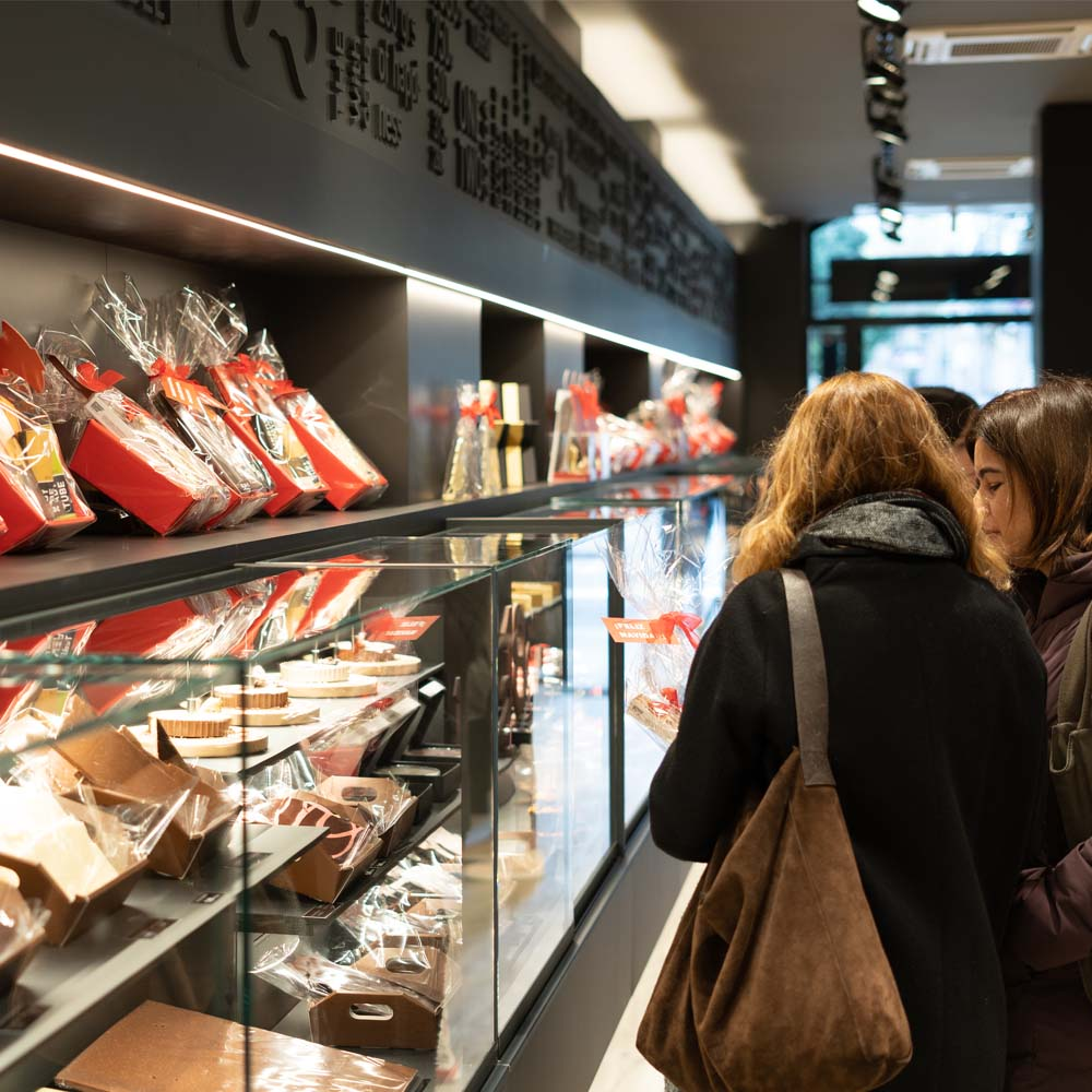 Chocolat Factory: Big love | Barcelona Shopping City