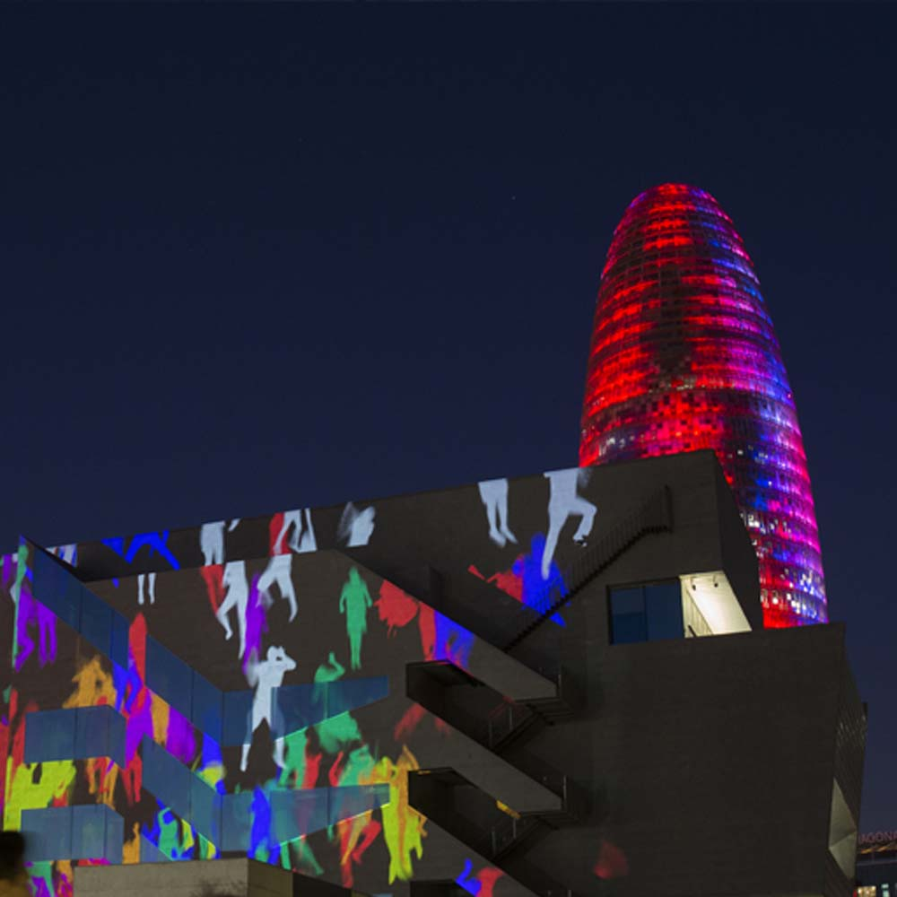 Llum BCN Poblenou 2020 | Barcelona Shopping City