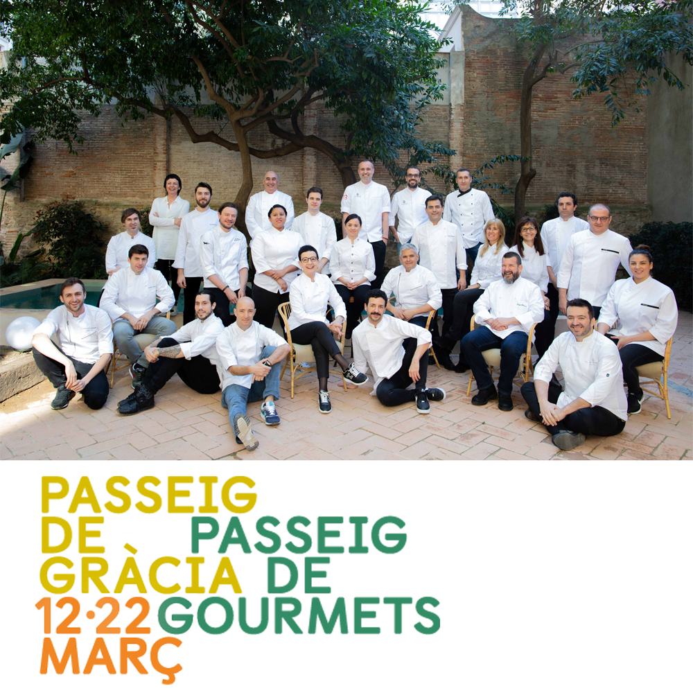 Passeig de Gourmets in its 3rd year   | Barcelona Shopping City