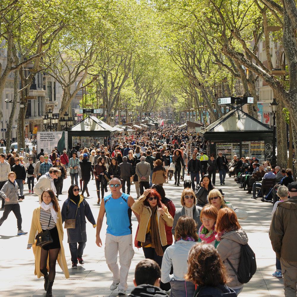 Amics de La Rambla | Barcelona Shopping City | Barcelona Shopping City