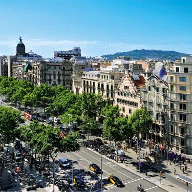 Associació Passeig de Gràcia | Barcelona Shopping City | Magasin