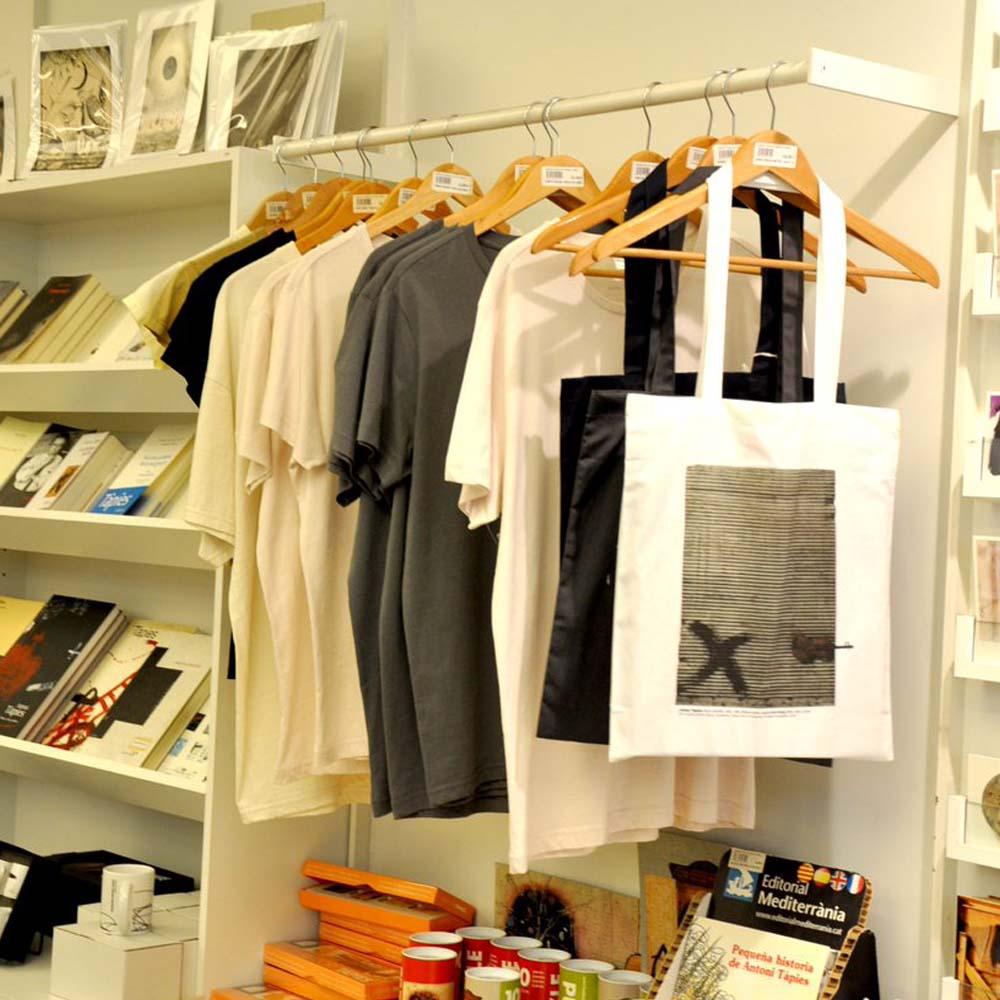 Fundació Antoni Tàpies | Barcelona Shopping City | Tiendas de Museos