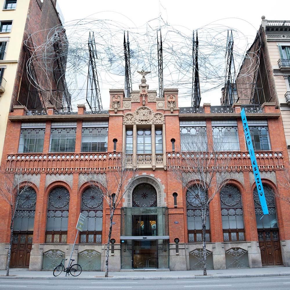Fundació Antoni Tàpies   Barcelona Shopping City   Tiendas de Museos