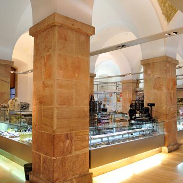 Museu de la Xocolata   Barcelona Shopping City   Negozi di Musei