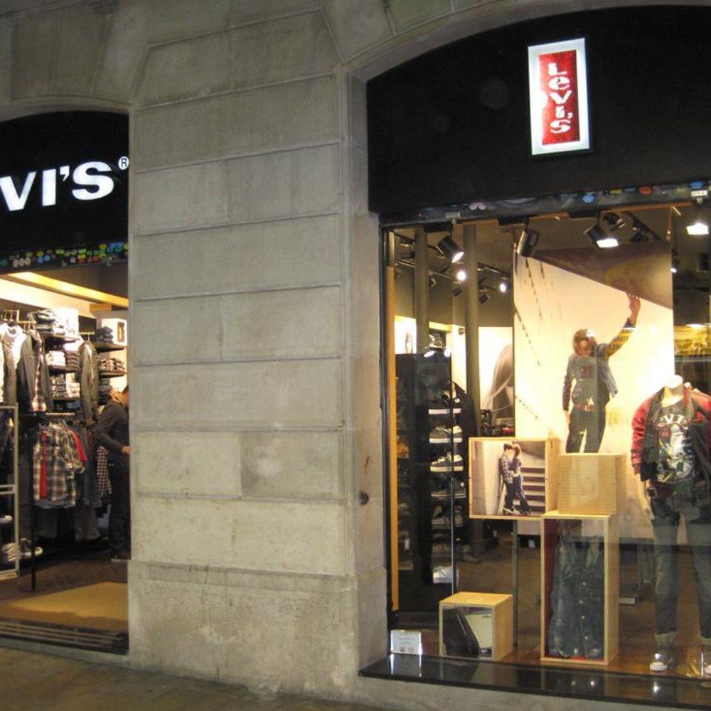 Levis Store | Barcelona Shopping City | Moda y Diseñadores