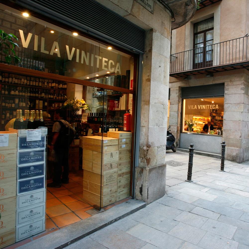 Vila Viniteca | Barcelona Shopping City | Gourmet y colmados