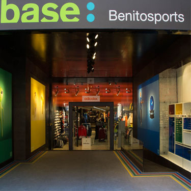 Benito Sports | Barcelona Shopping City | Deportes