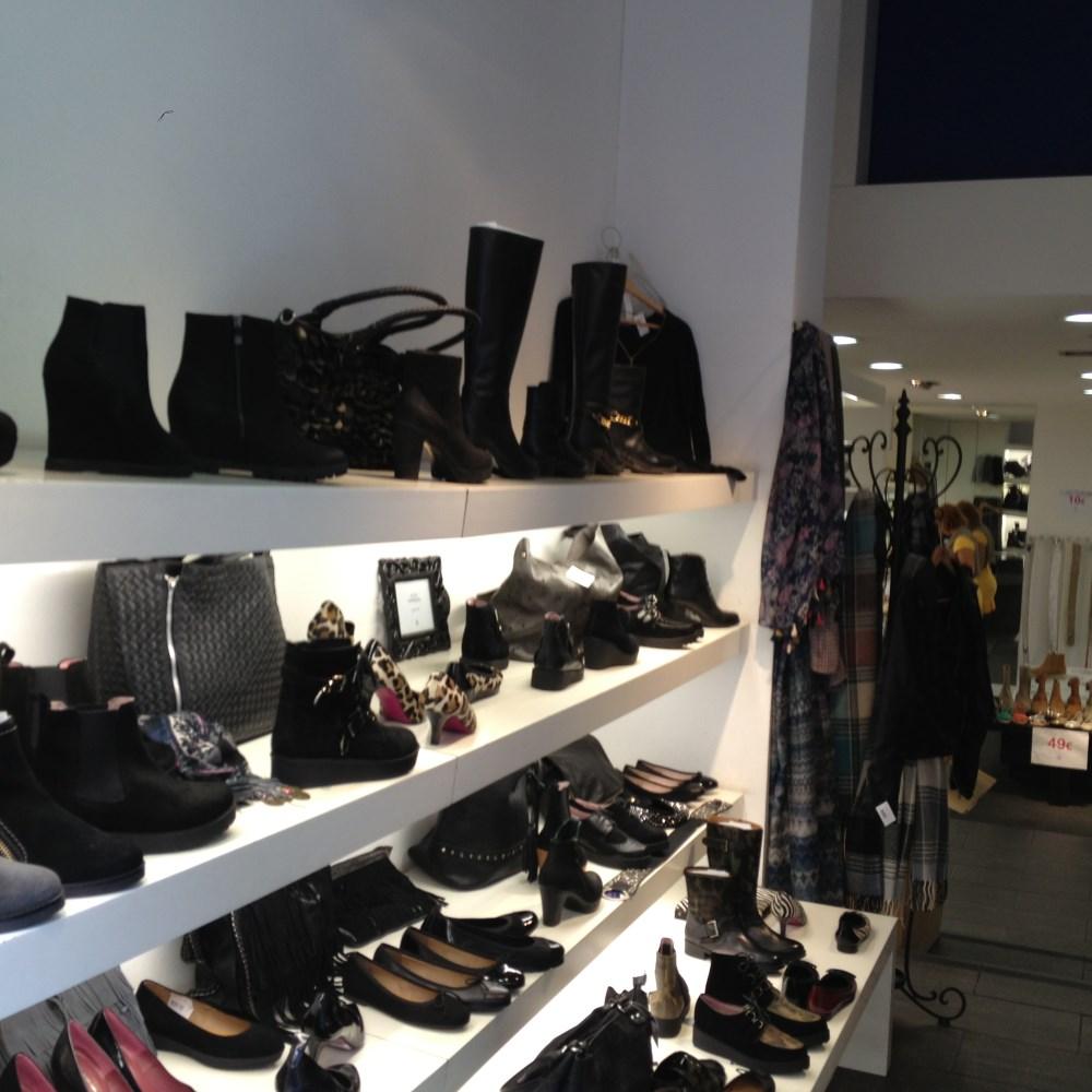 Jorge Juan | Barcelona Shopping City | Zapaterías