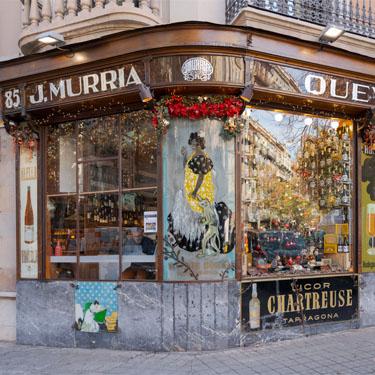Colmado Múrria | Barcelona Shopping City | Gourmet y colmados
