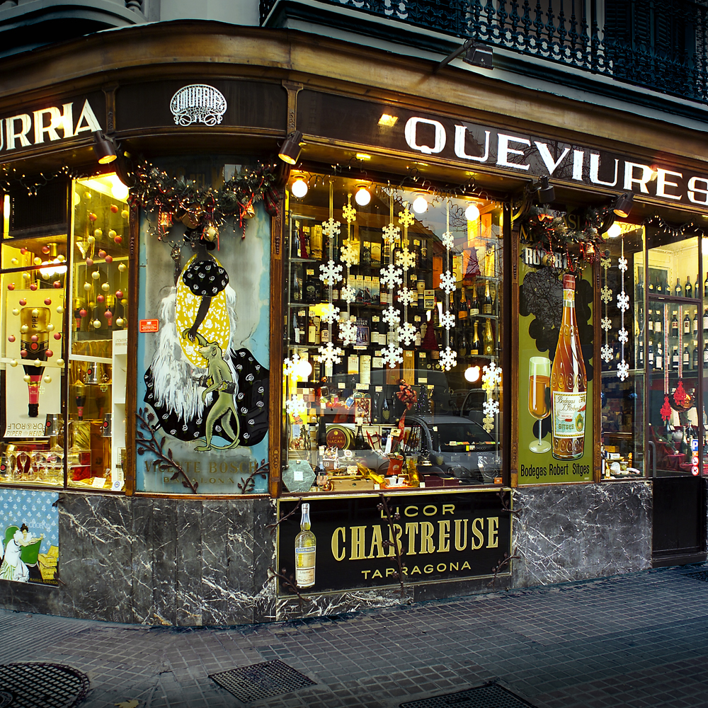 Colmado Múrria | Barcelona Shopping City | Gourmet and grocery stores