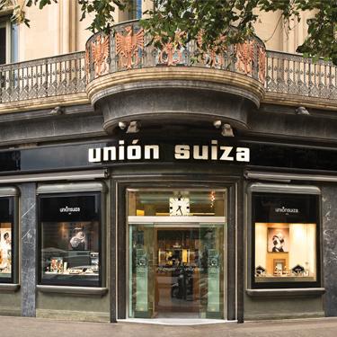 Unión Suiza | Barcelona Shopping City | Complementos