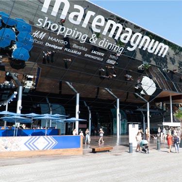 Maremagnum | Barcelona Shopping City | Tienda