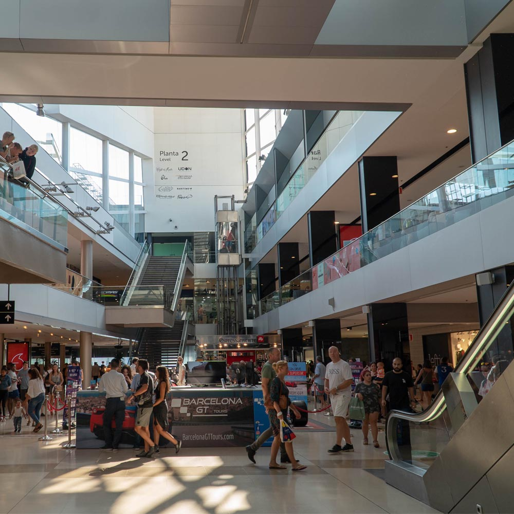 Maremagnum | Barcelona Shopping City | Centros Comerciales