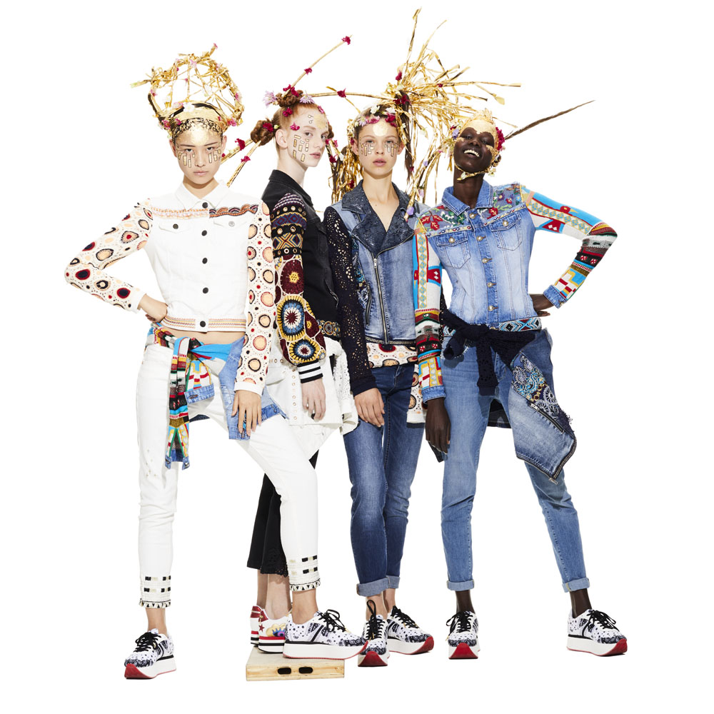 Desigual | Barcelona Shopping City | Accessori, Abbigliamento e Stilisti
