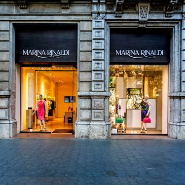 Marina Rinaldi | Barcelona Shopping City | Moda i Dissenyadors