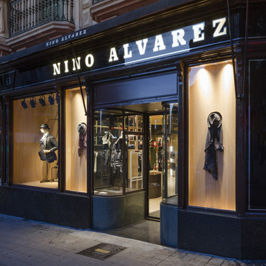 Nino Alvarez | Barcelona Shopping City | Stylistes indépendants