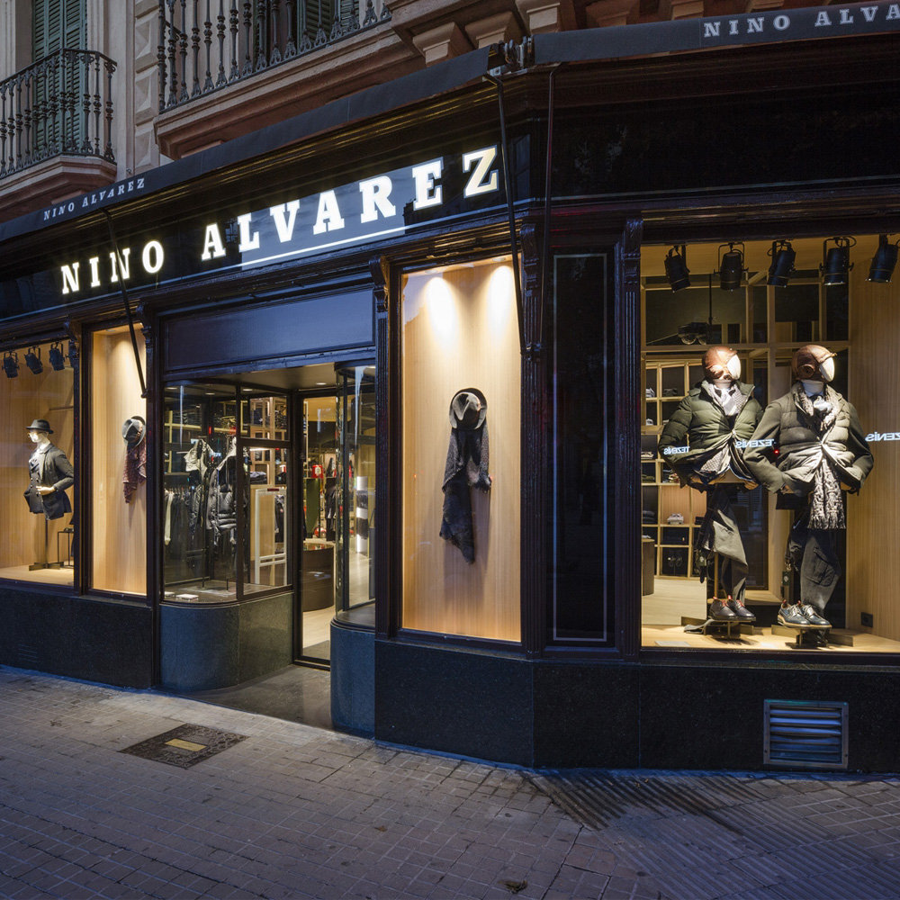 Nino Alvarez | Barcelona Shopping City | Fashion and Designers