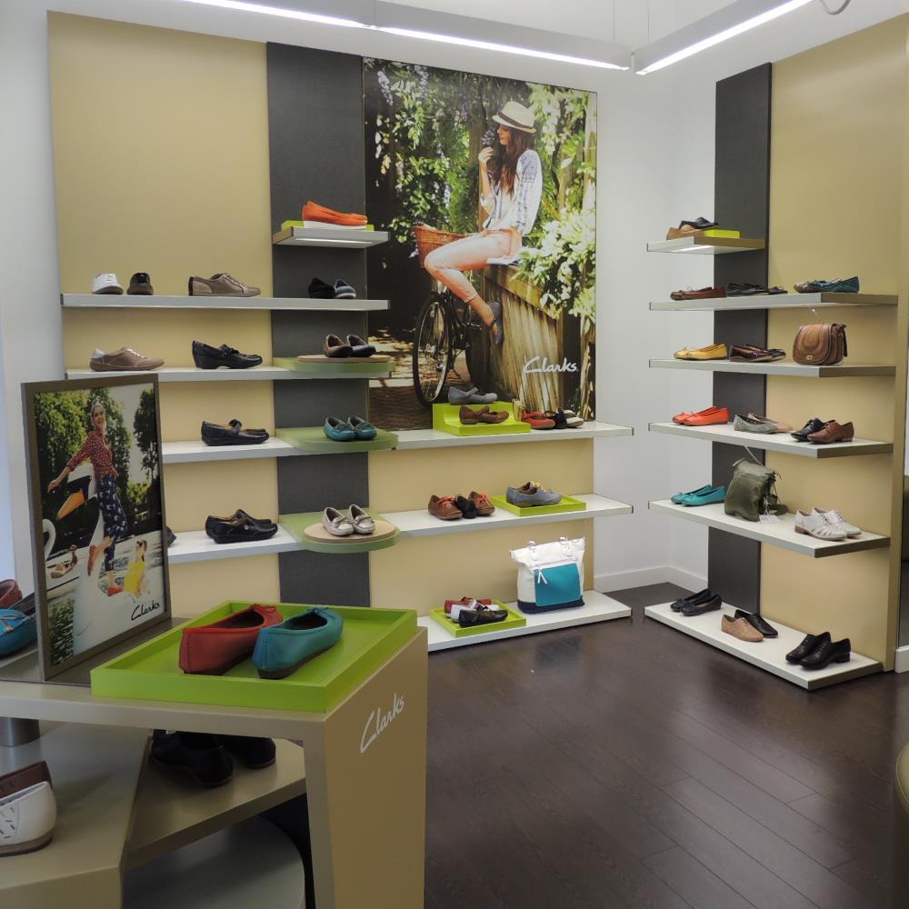 Clarks | Barcelona Shopping City | Zapaterías