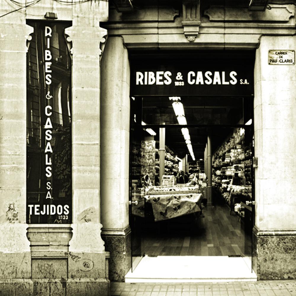 Ribes & Casals | Barcelona Shopping City | Moda y Diseñadores