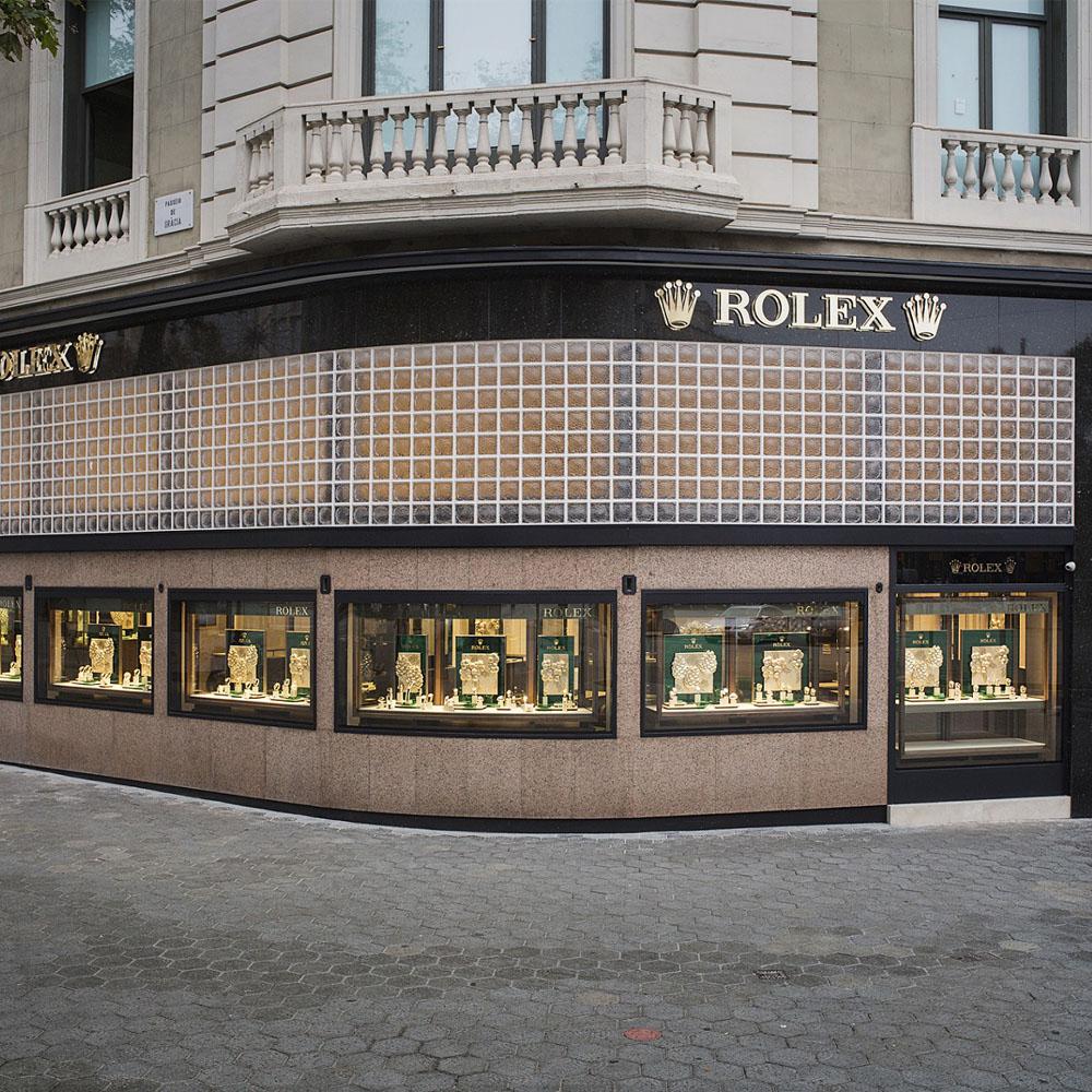 Tous Rolex Boutique | Barcelona Shopping City | Joyerías