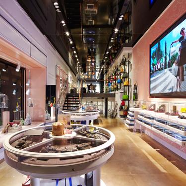 Tous | Barcelona Shopping City | Gioiellerie