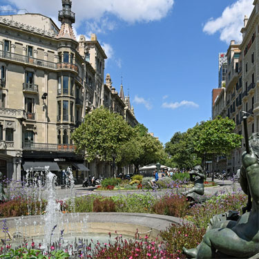Associació Rambla Catalunya | Barcelona Shopping City | Tienda