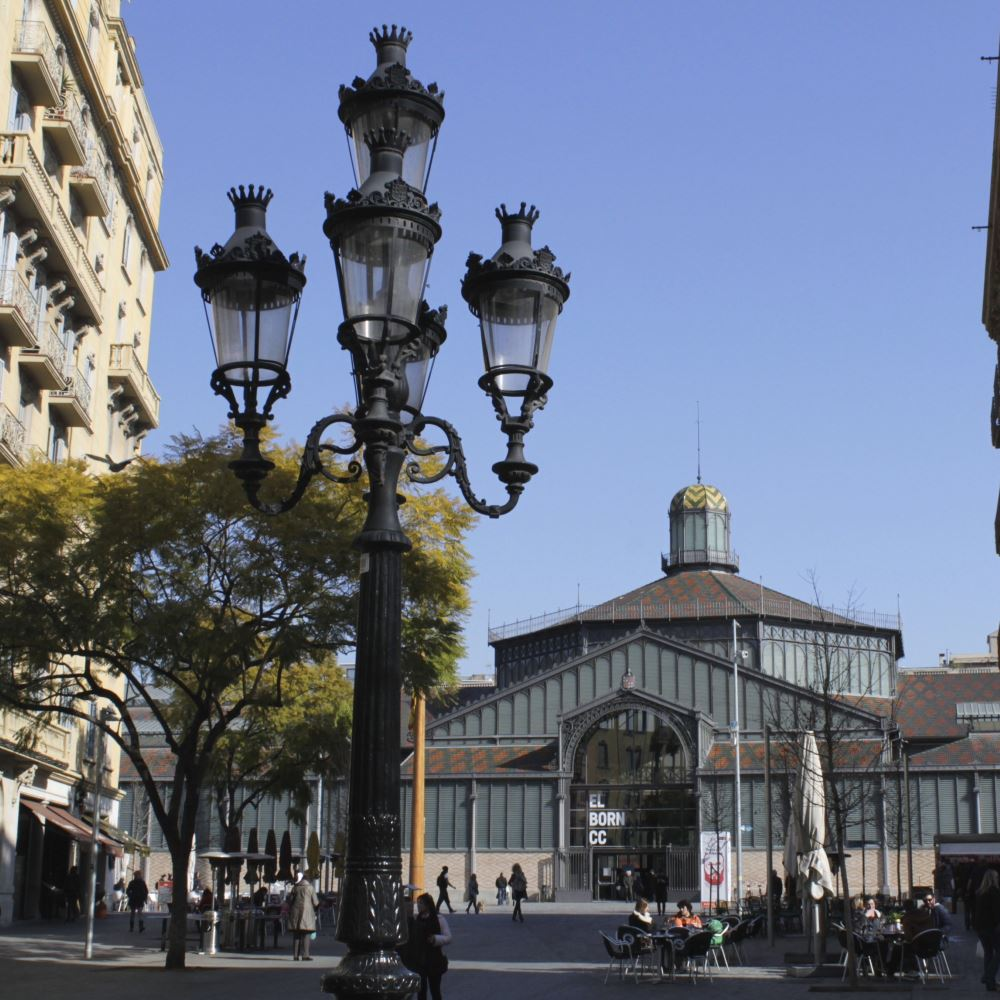 Born Comerç | Barcelona Shopping City | Barcelona Shopping City