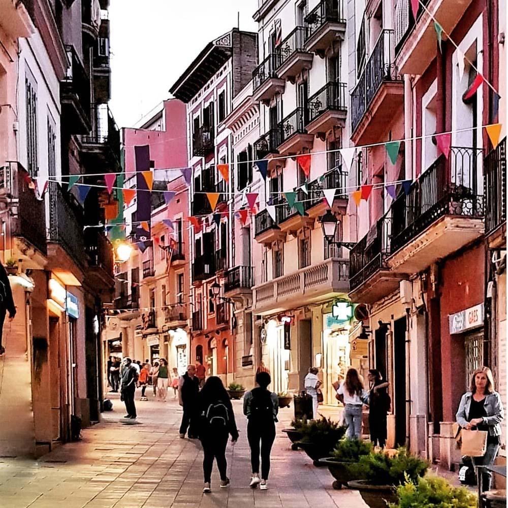 L'eix de Sarrià | Barcelona Shopping City | Barcelona Shopping City