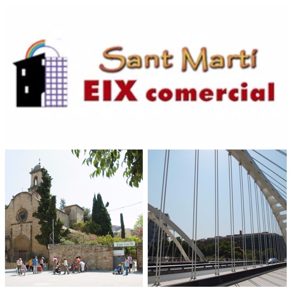 Sant Martí Eix Comercial | Barcelona Shopping City | Barcelona Shopping City