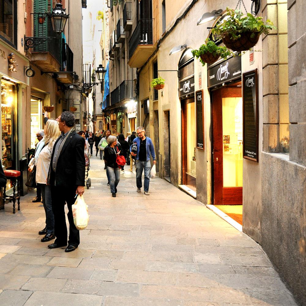 Barna Centre - Barri Gòtic | Barcelona Shopping City | Barcelona Shopping City