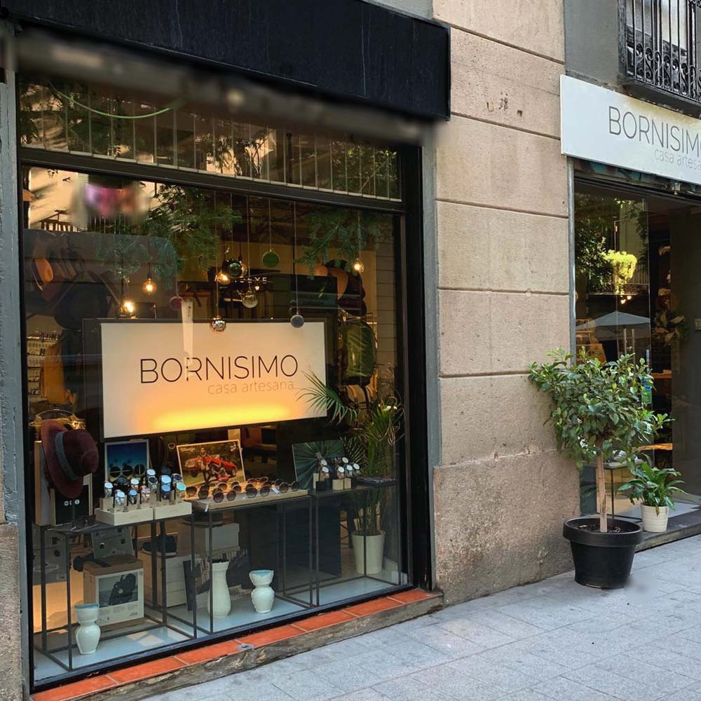 Bornisimo | Barcelona Shopping City | Handicrafts and gifts, Accessories, Fashion and Designers
