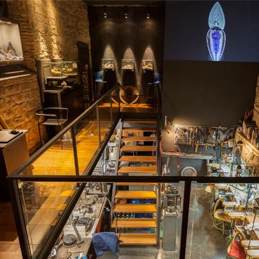 Hàbit Atelier by Miquel Barberà | Barcelona Shopping City | アトリエ