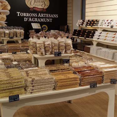 Torrons Vicens | Barcelona Shopping City | Gourmet