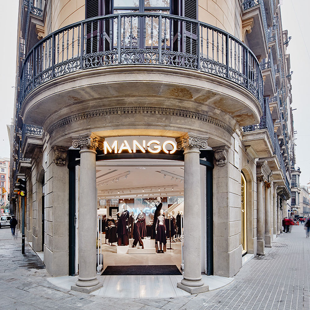 Mango | Barcelona Shopping City | Moda y Diseñadores