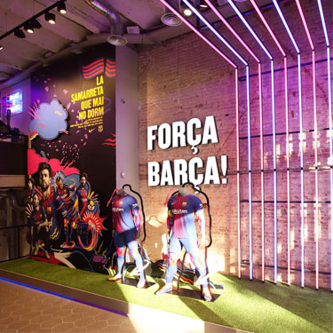 Fc Barcelona Official Store | Barcelona Shopping City | Deportes