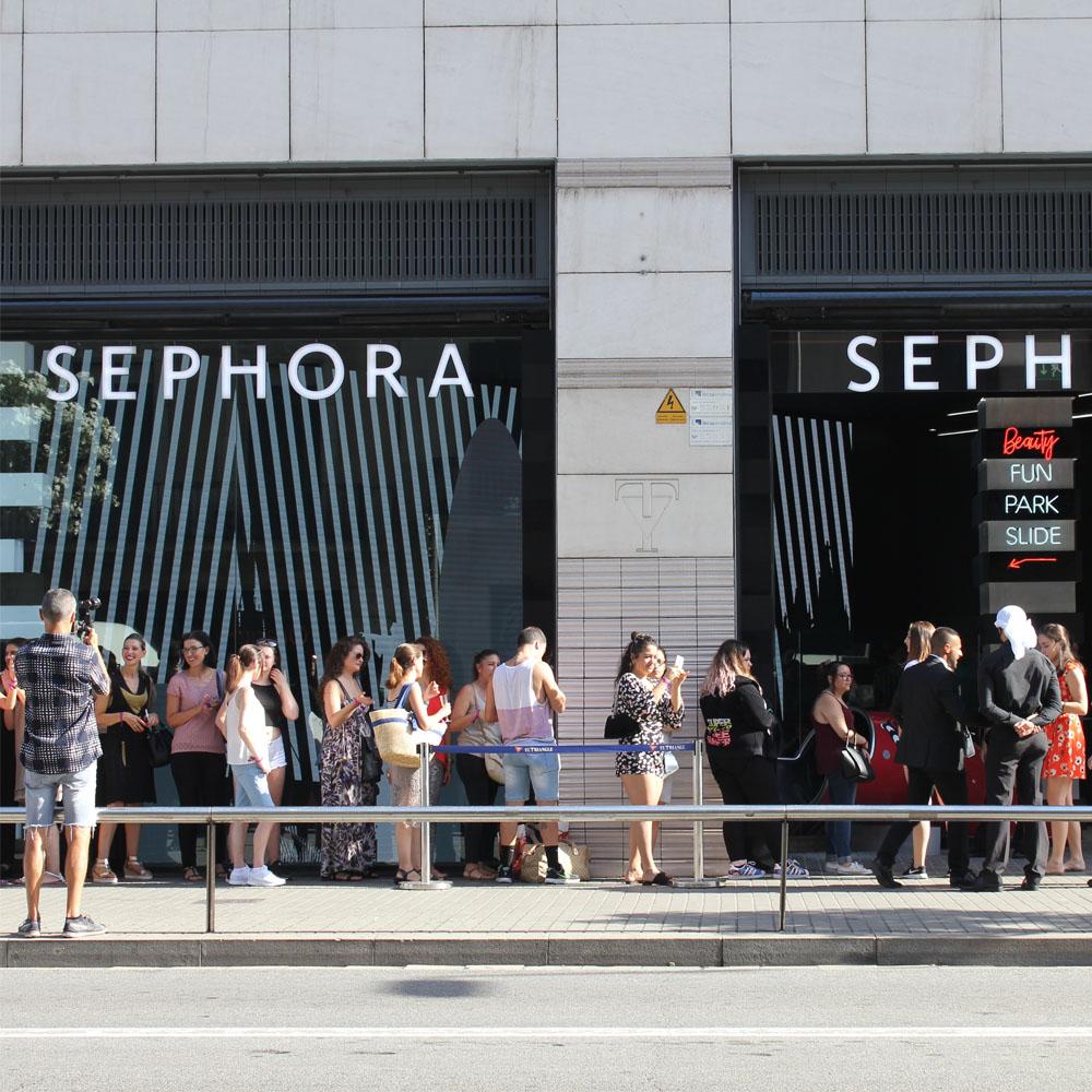 Sephora New Store Concept | Barcelona Shopping City | Belleza