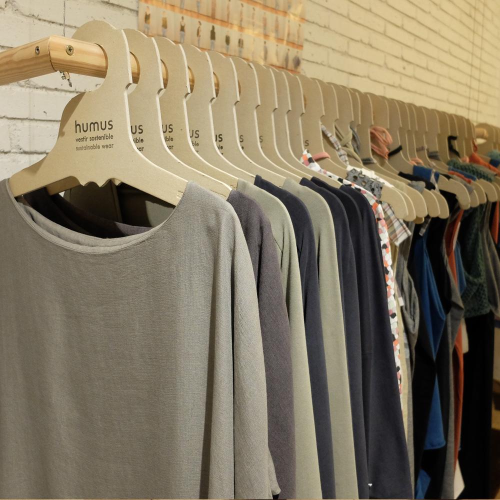 Humus, Vestir Sostenible | Barcelona Shopping City | Moda sostenible