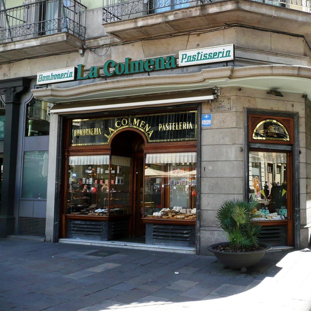 Pastisseria la Colmena | Barcelona Shopping City | Gourmet and grocery stores