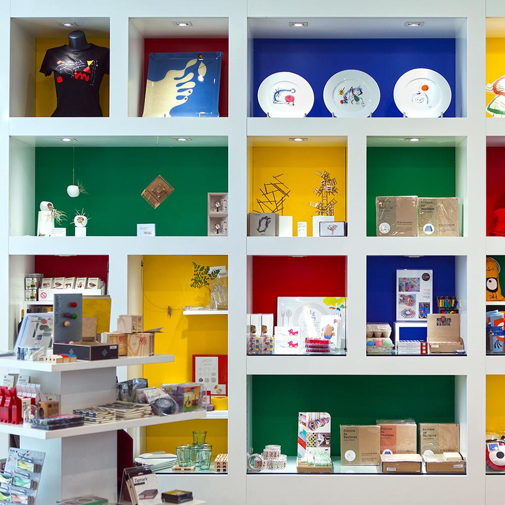 Fundació Joan Miró | Barcelona Shopping City | Tiendas de Museos