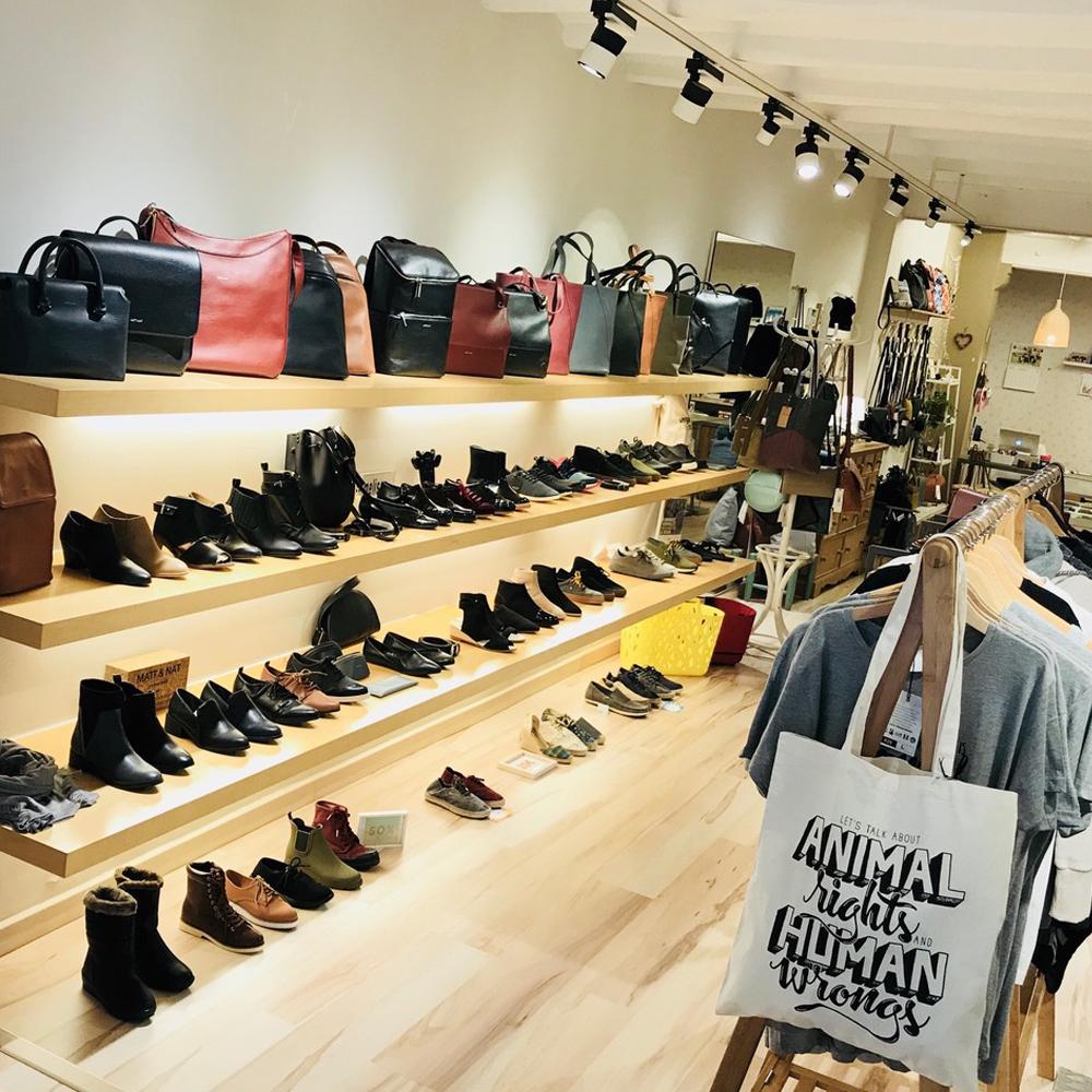 Amapola Vegan Shop | Barcelona Shopping City | Moda sostenible