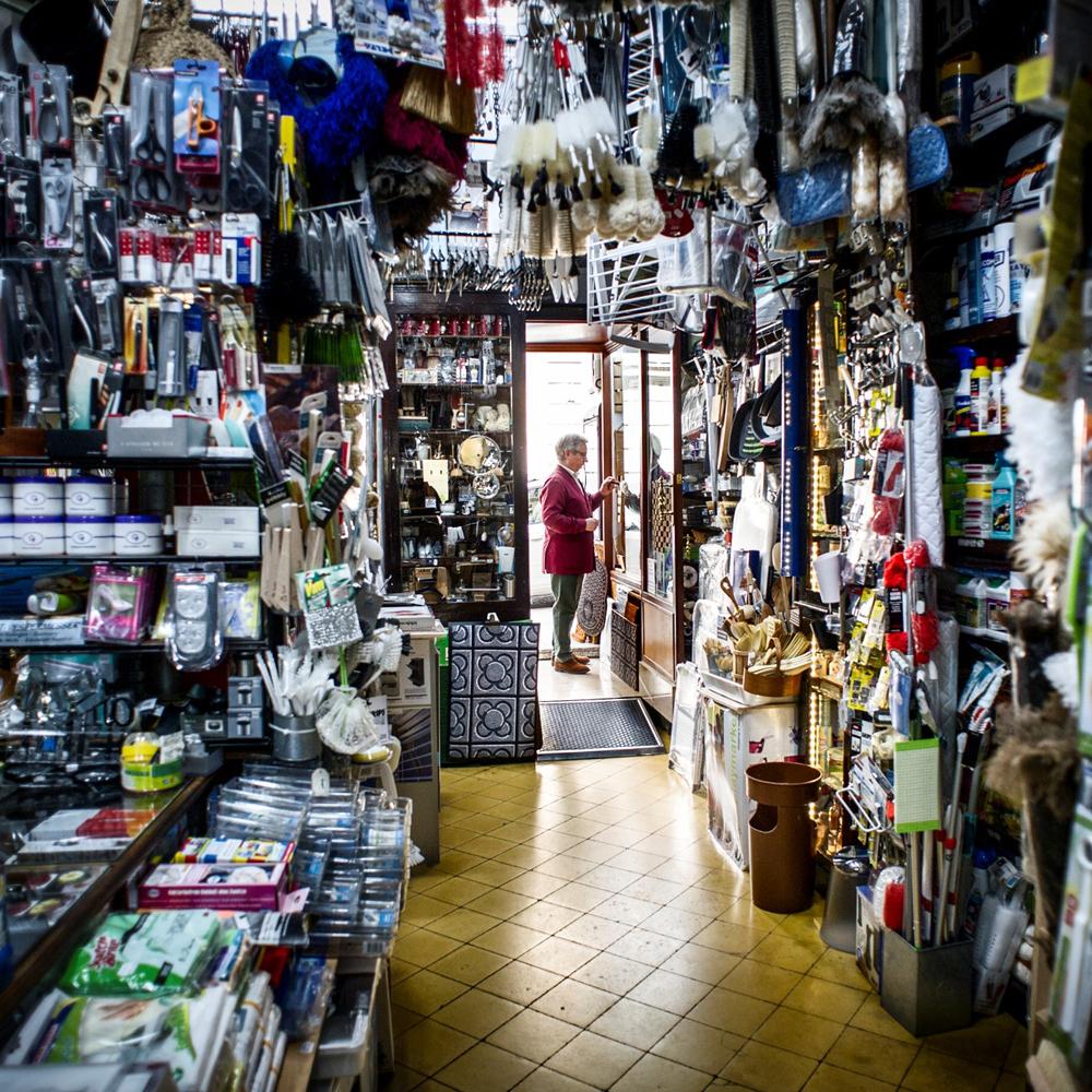Drogueria Rovira   Barcelona Shopping City   Emblemáticas y centenarias