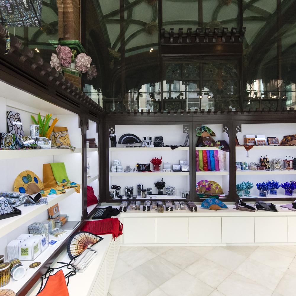 Palau de la Música Catalana Store | Barcelona Shopping City | Tiendas de Museos
