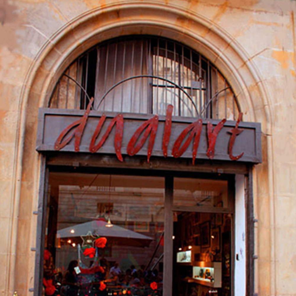 Dualart | Barcelona Shopping City | Handicrafts and gifts