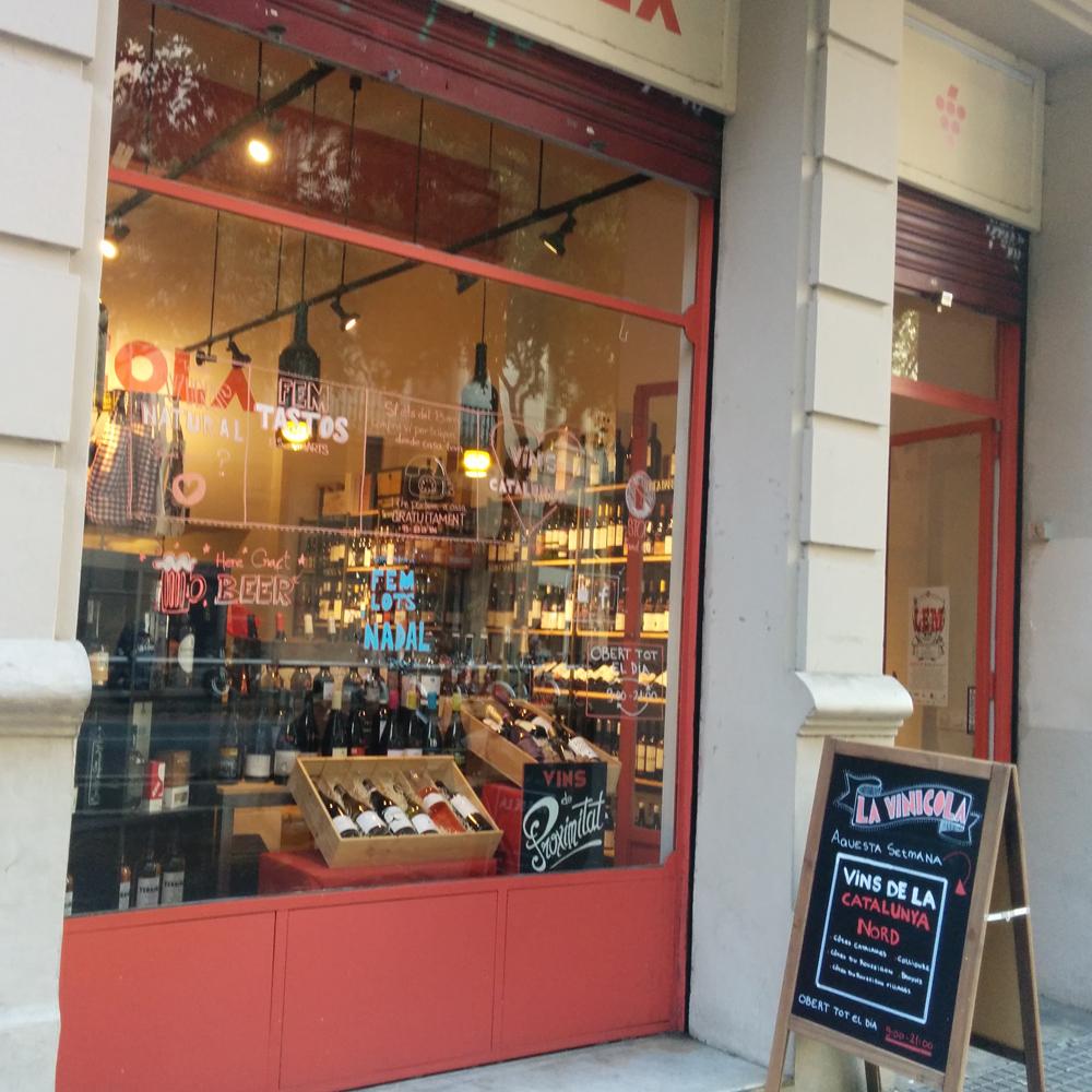La Vinícola | Barcelona Shopping City | Gourmet y colmados