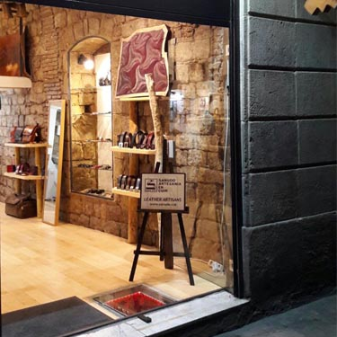 Sañudo Artesania En Cuir | Barcelona Shopping City | Handicrafts and gifts