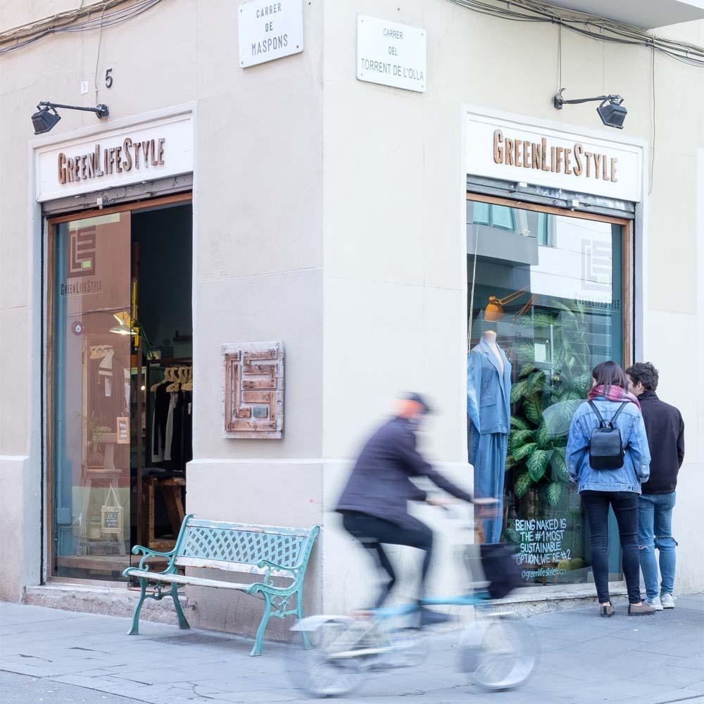 Greenlifestyle | Barcelona Shopping City | Moda sostenible
