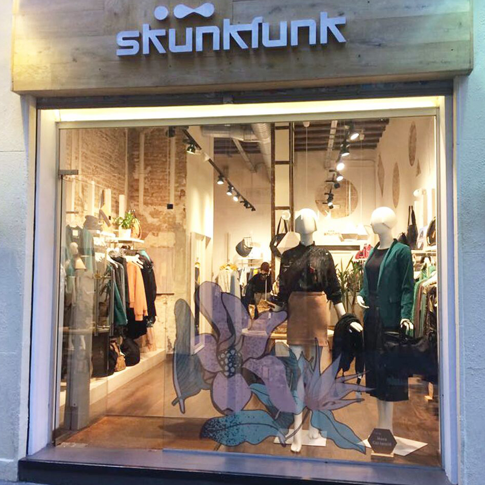 Skfk Outlet | Barcelona Shopping City | Sustainable Fashion