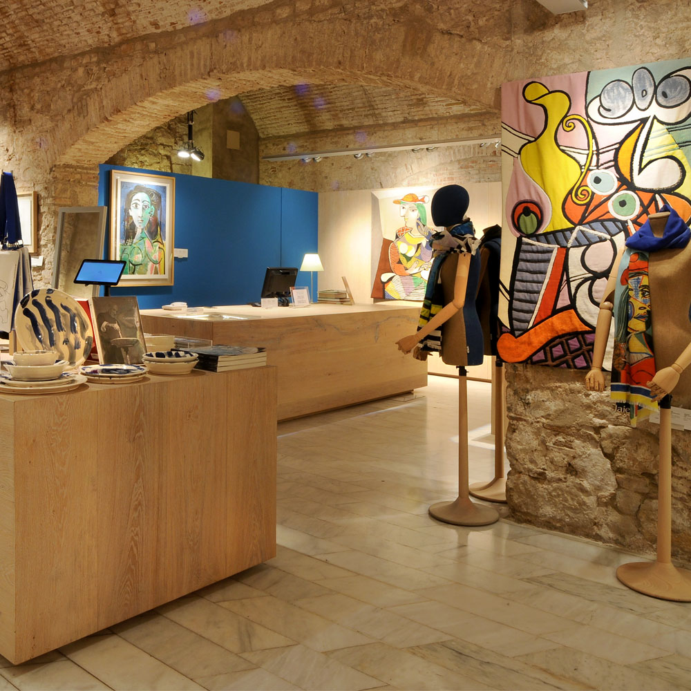 Laie Museu Picasso | Barcelona Shopping City | Museum's Shops