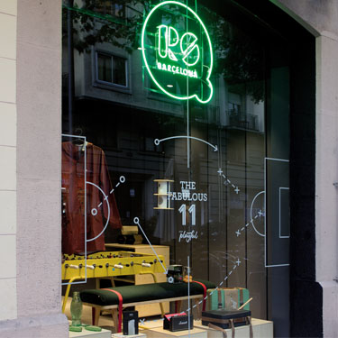 RS Barcelona 365 Concept Store | Barcelona Shopping City | Complementos